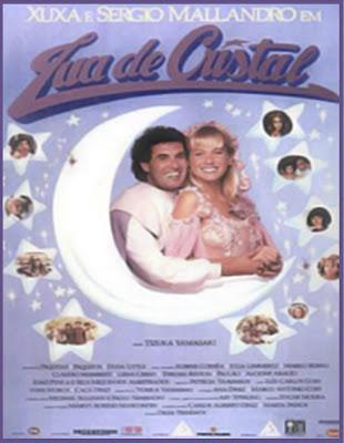 Lua de Cristal - DVDRip Nacional