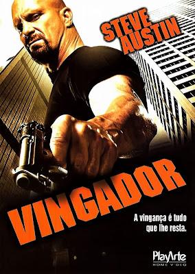 Vingador - DVDRip Dual Áudio