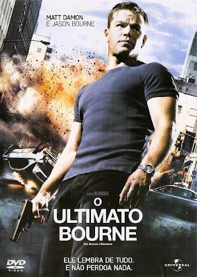 O Ultimato Bourne - DVDRip Dual Áudio