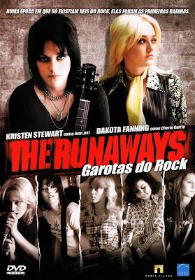 The Runaways: Garotas do Rock - DVDRip Dual Áudio