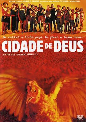 Cidade de Deus - DVDRip Nacional