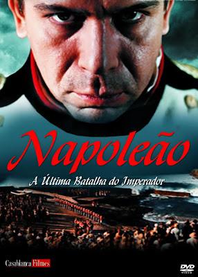 Napoleão: A Última Batalha do Imperador - DVDRip Dual Áudio