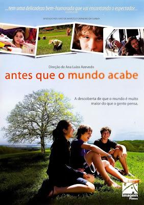 Antes Que o Mundo Acabe - DVDRip Nacional