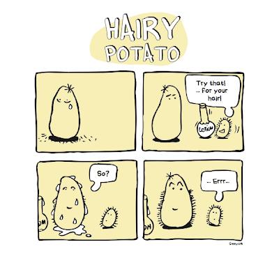 Hairy Potato: Hairy Potato - Episode 01