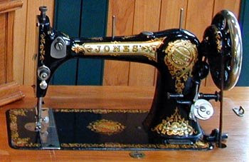 Cabinquilter Vintage Sewing Machines