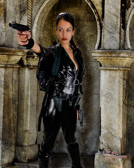 Confessions of a Cosplay Girl: Why Lara Croft is my hero