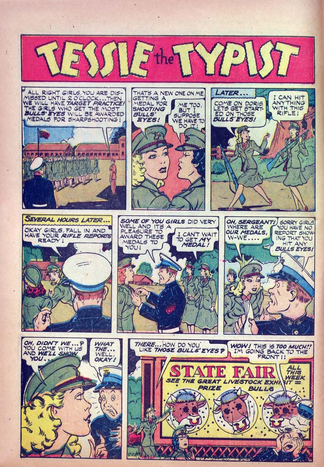 Read online Joker Comics comic -  Issue #13 - 14