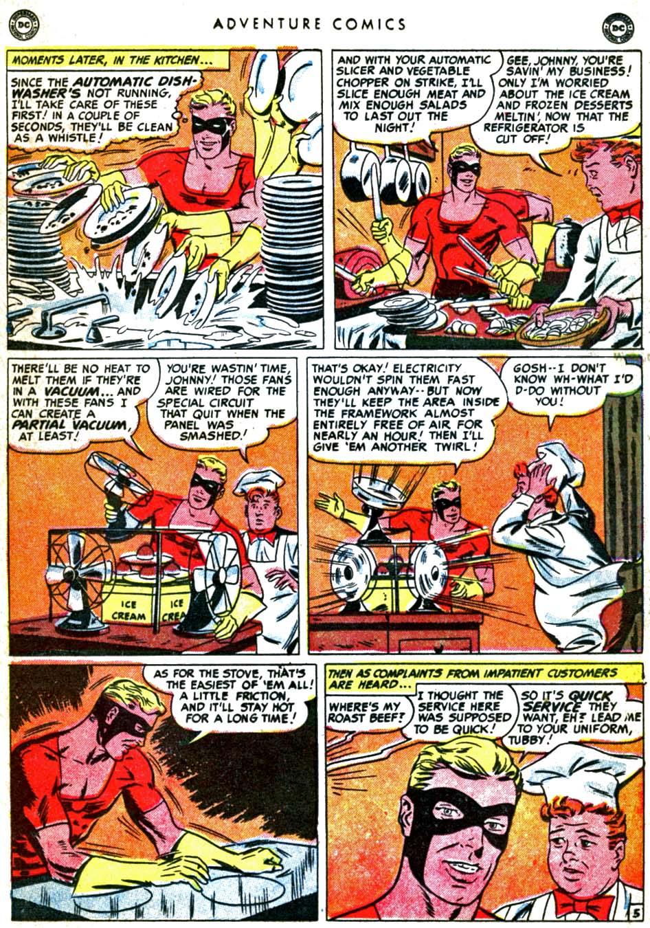 Read online Adventure Comics (1938) comic -  Issue #160 - 29
