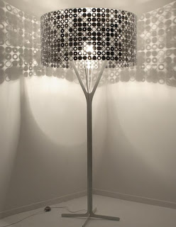 contemporary art in lamps