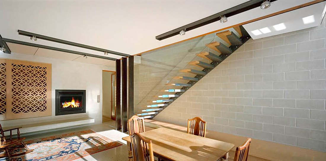 The Eyelid House - Fiona Winzar Architects, ARQUITECTURA, DISEÑO