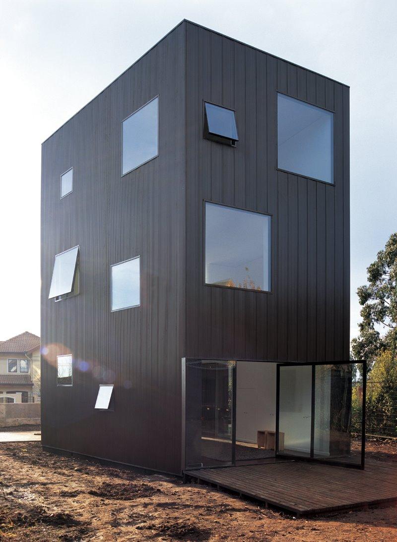 casa wolf pezo von ellrichshausen arquitectos tecno haus. Black Bedroom Furniture Sets. Home Design Ideas