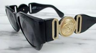 26c8030616 Vintage Versace Sunglasses Biggie Smalls