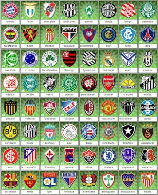 Jogo de futebol que tem todos os times