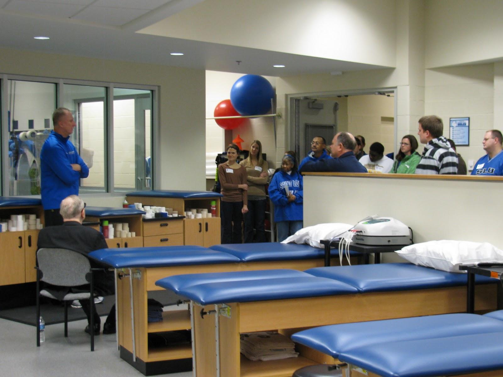 Saint Louis University Athletic Training Program January 2011