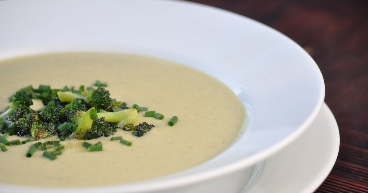 Nourishing Meals: Cream of Broccoli Soup (Dairy-Free)