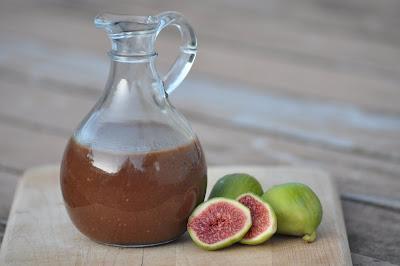 Nourishing Meals Fig Balsamic Vinaigrette Recipe