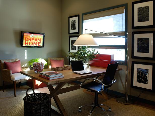 Home Office ou ateliê? Todas as decorações são lindas. Blog Achados de Decoração