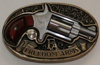 New Guns Gallery: 22 Caliber Belt Buckle Revolver