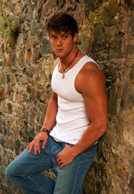 Sexy Guys In Jeans Leighton Stultz