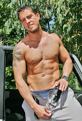 Sexy Guys In Jeans Give Me Ride