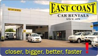 East Coast Car Rentals Cairns City