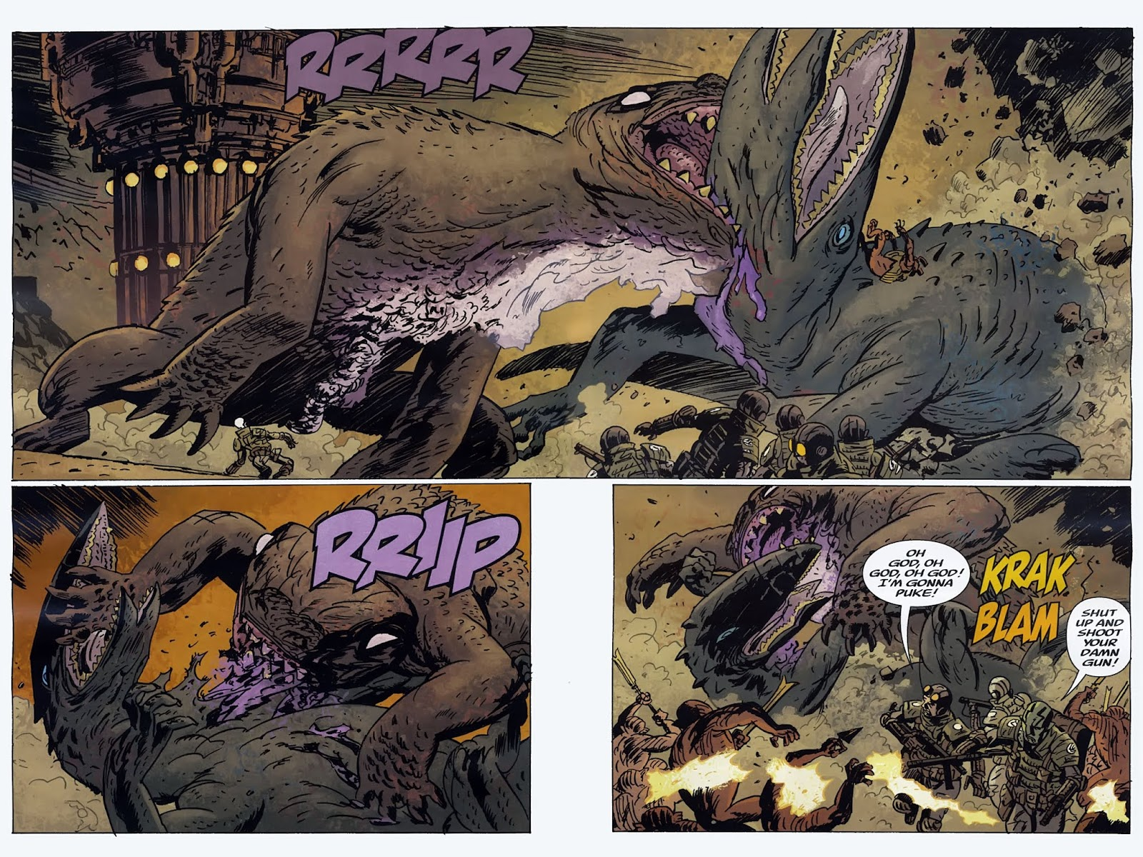 B.P.R.D.: The Warning issue 4 - Page 19