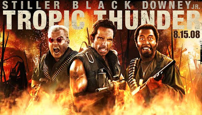 Tropic Thunder, una guerra muy perra - Las mejores películas de 2008
