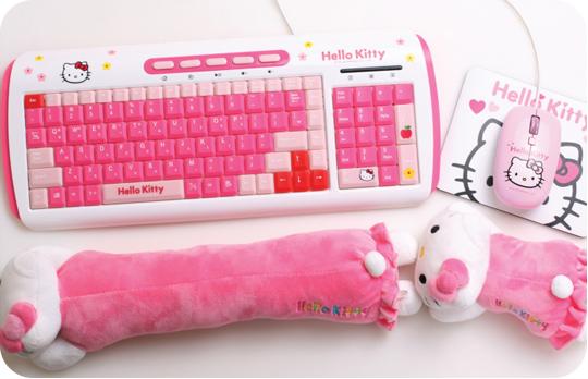 259d709d9 Blog TéCnOLóGiCo: Tecnologia combina com… Hello Kitty!