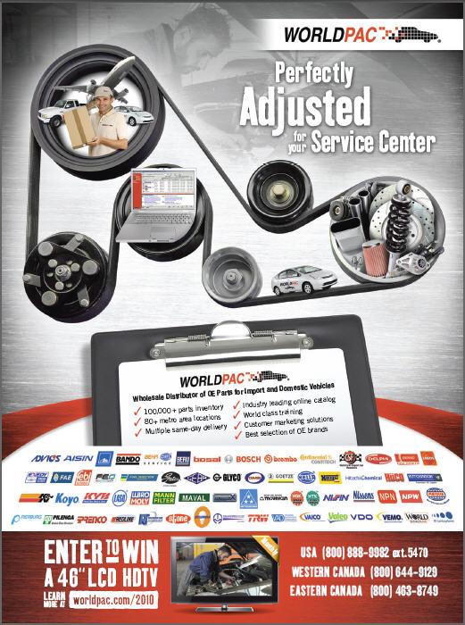 WORLDPAC Industry News