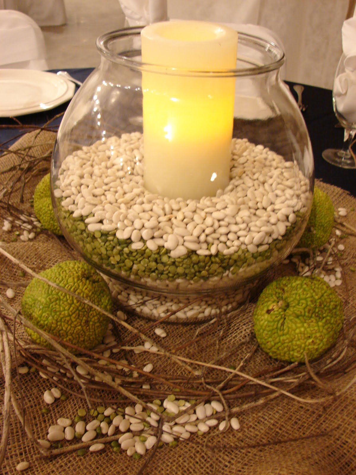 "Cobblestone Farms: Wedding Table Centerpieces - ""Country ... - photo#40"