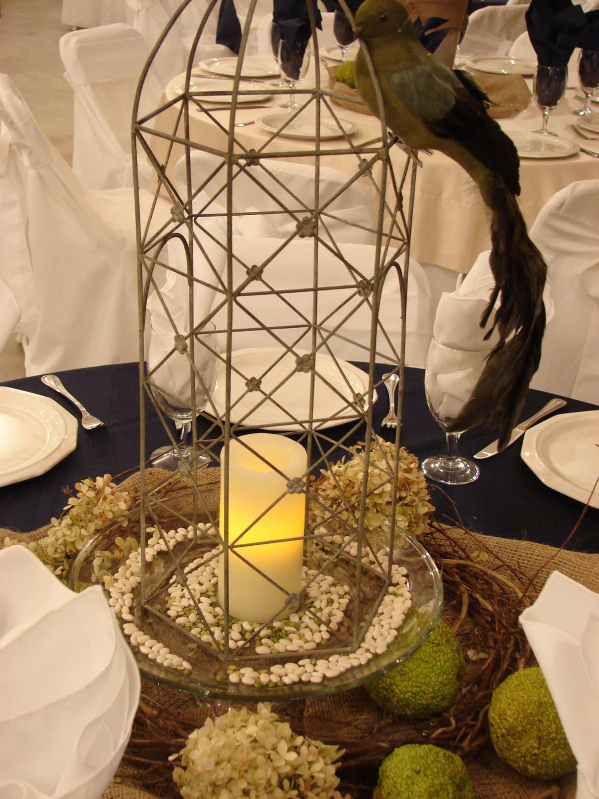 "Cobblestone Farms: Wedding Table Centerpieces - ""Country ... - photo#28"