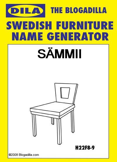 The Trivia Handbook Truly Customized Ikea Furniture