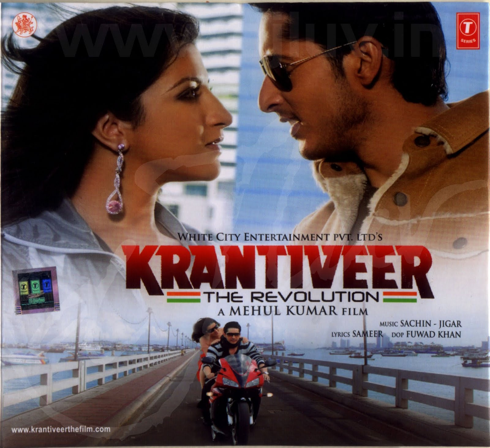 Oo Oh Jaane Jaanaa New Version Mp3 Song: Music World: Krantiveer (2010) Hindi Movie Song Mp3 Free