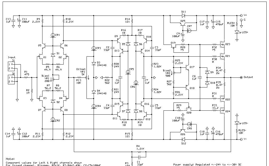 Elektronika: Beta 22 Amplifilier.
