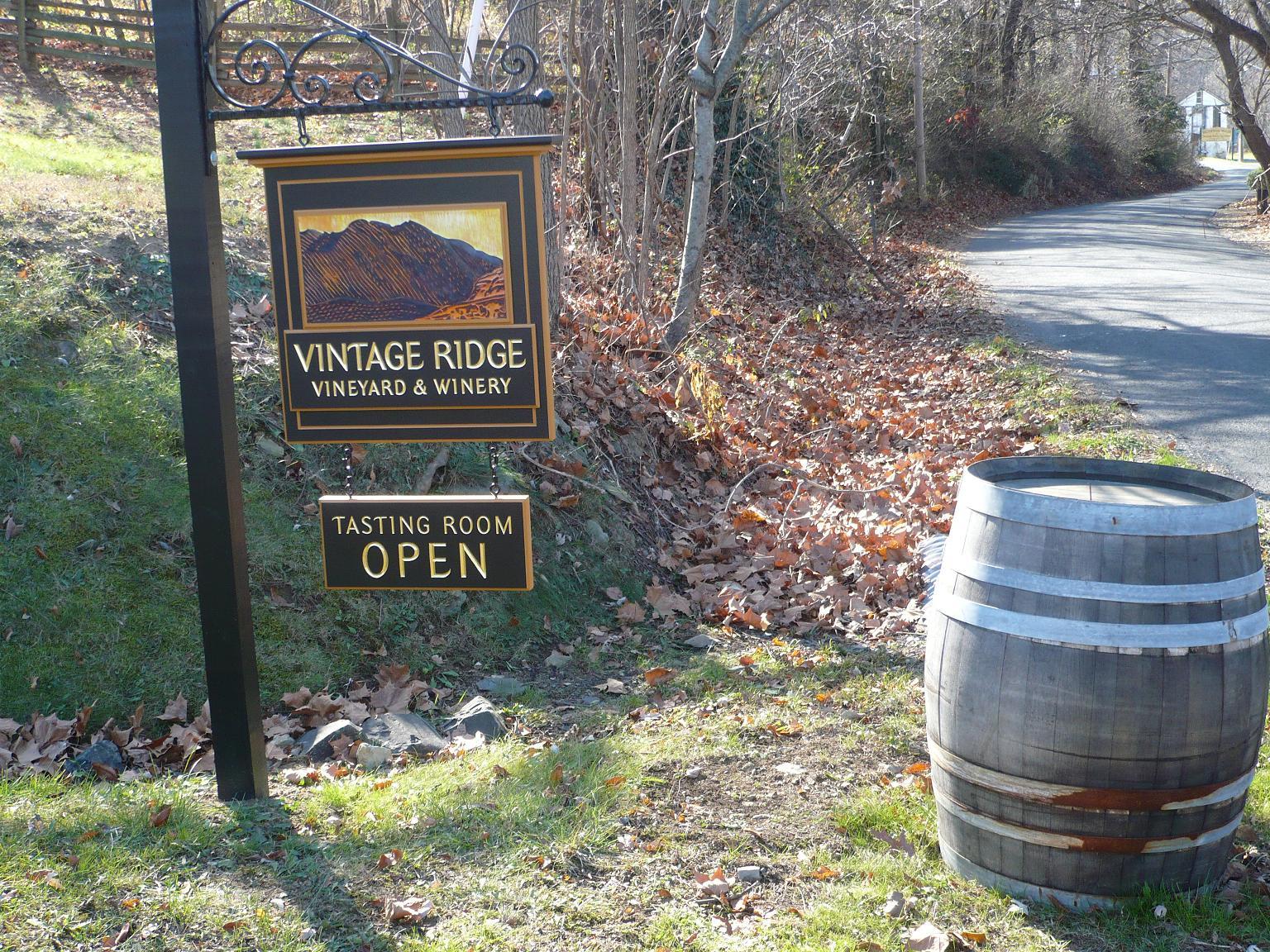 Vintage Vineyards 86
