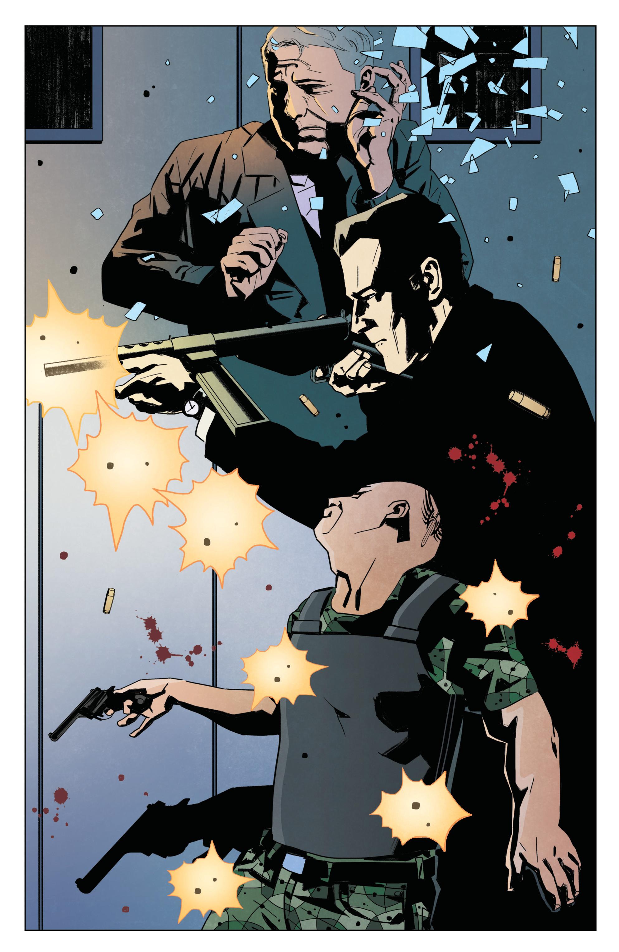 Read online James Bond: Service comic -  Issue # Full - 37