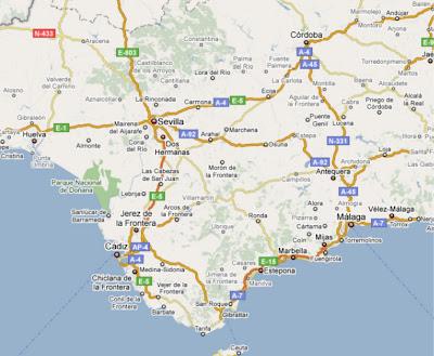 Spagna Cartina Geografica Andalusia.Ce La Faremo Sicuramente Billy Esci Dagli Schemi