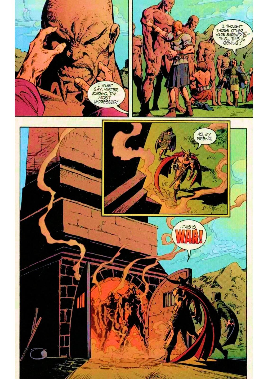 Xena: Warrior Princess (1999) Issue #14 #14 - English 16