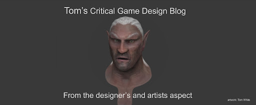 Tom's Critical Game Design Blog: Gamasutra - Features