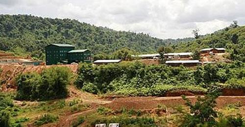 Kilang proses emas Kelantan di tengah hutan.... Boleh?