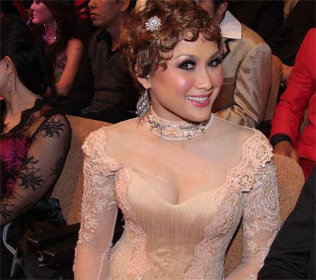 Yang seksi-seksi di Anugerah Skrin 2010 (Updated!)
