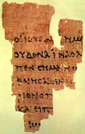 Oldest NT fragment