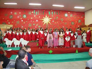 cantata de natal infantil evangelica