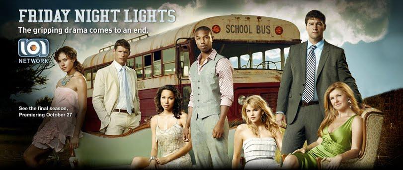 Friday Night Lights Series Cast