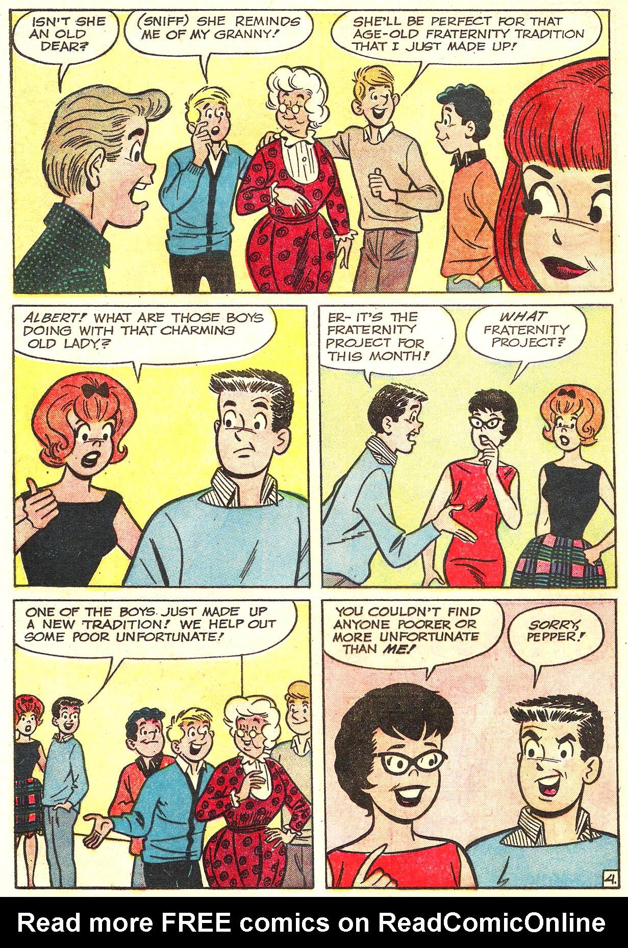 Read online She's Josie comic -  Issue #4 - 32