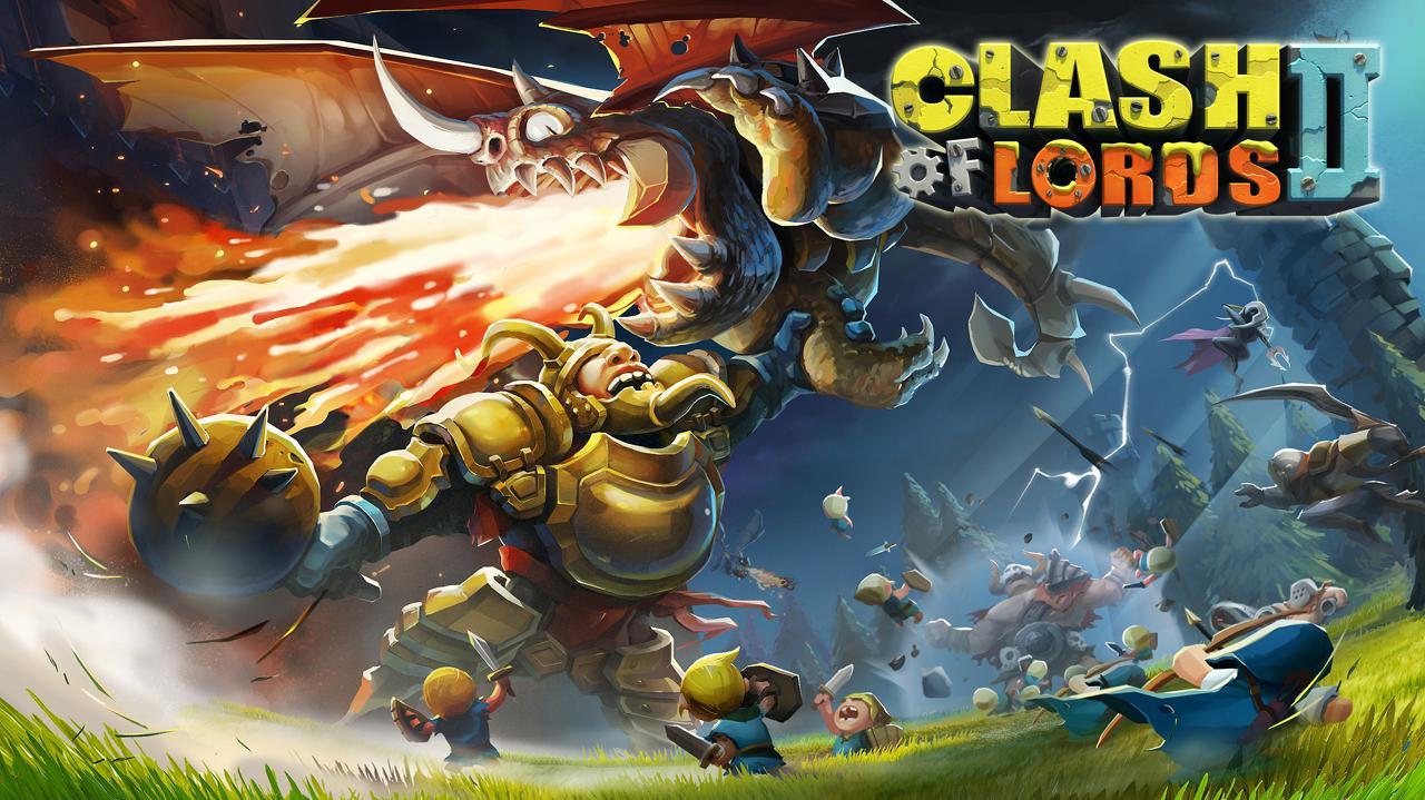 Clash of Lords 2 1.0.219 Apk Terbaru