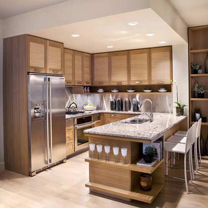 World Kitchen: Mami Wonderfull World: Kitchen Design