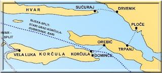Korcula, la ville natale de Marco Polo en Dalmatie du Sud (Croatie Tourisme) 1