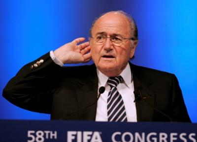 Sepp doesn't listen