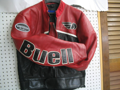 Buell TricklidzVanson Jacket200 Leather Buell TricklidzVanson Leather c5Rq3ALj4